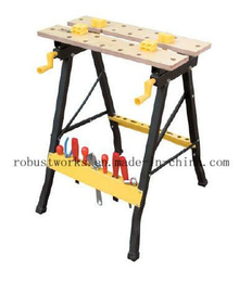 30X30mm Square Tube Foldable Work Bench (18-1001)