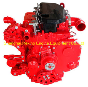DCEC Cummins ISB3.9 diesel engine motor for truck (125-160HP)