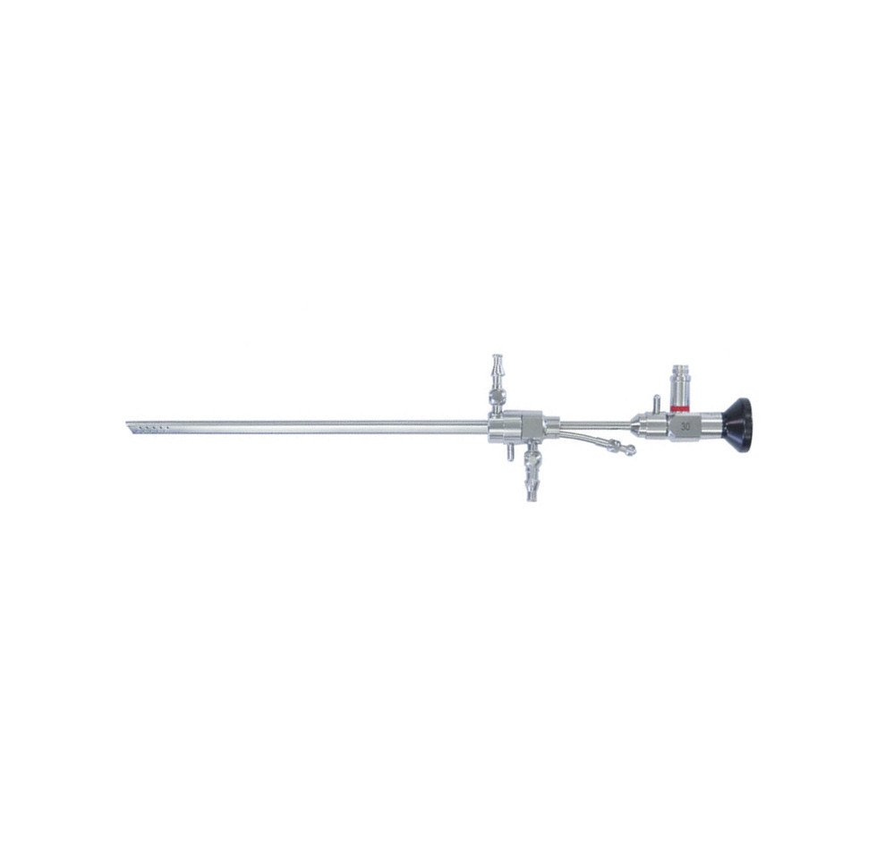 30deg 4mm Gynecology Hysteroscope