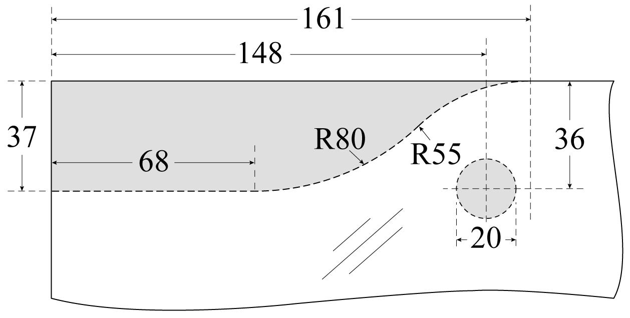 VM-20欧标 开界图 描述栏
