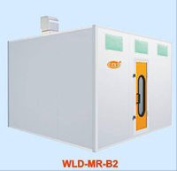 Car Paint Mixing Room Manufacturer