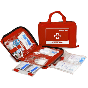 Security first aid kit