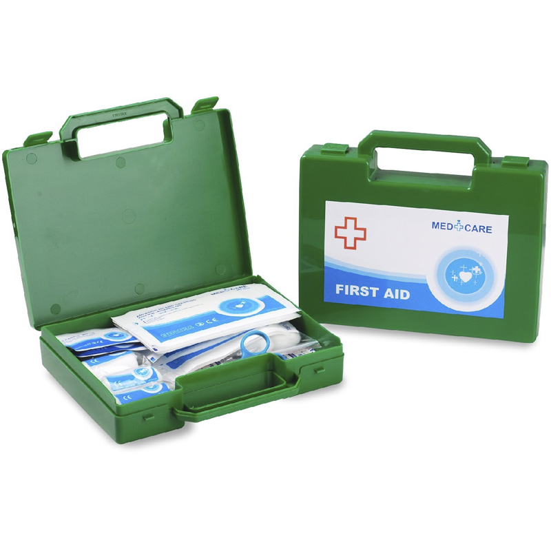 Wound care first aid kit