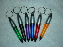 Custom Logo Mini keychain Pen