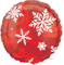 Christmas Seaon Festival Promotional Gift Decoration Foil Balloon
