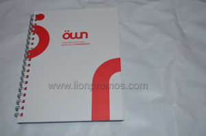 Own Telecome New Year Gift Coil Notebook