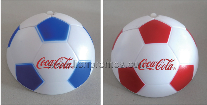 Football Game Souvenir Coca Cola Promotional Gift 2.4G Wireless Mouse