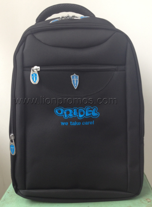 Oridel Logo Promotional Gift Leisure Backpack
