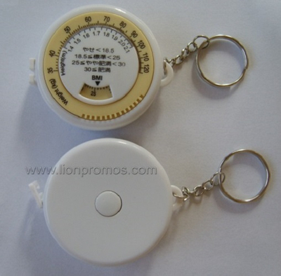Cheap Medical Promotional Gif BMI Tape Measure