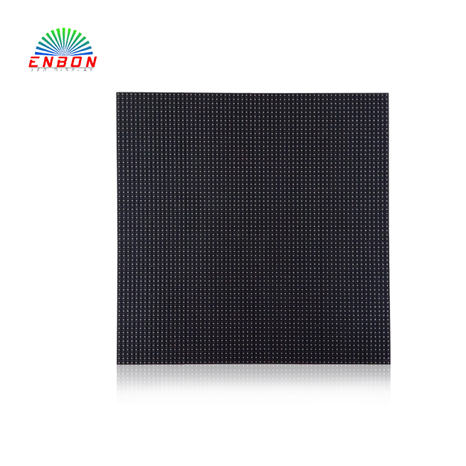 P6 SMD3528 RGB 192mmx192mm módulo de pantalla LED para interiores con 1/8, 1/16 escaneo para actualización, alto brillo led video wall