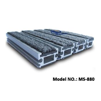 MS-880铝合金防尘地垫