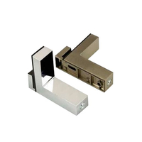 Adjustable Glass shelf clamp Holder (FS-3023A)