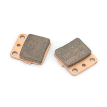 Copper Base Sintered Motorcycle Front or Rear Brake Pads