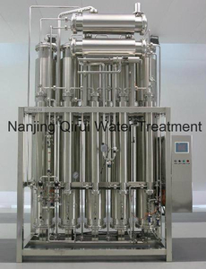 Water Distiller Machine Stainless Steel Distilled Water Making Machine