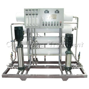 RO Water Purified Equipment