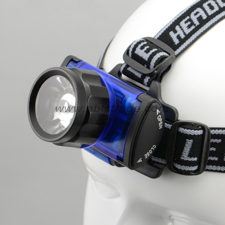 High Power 1 Watt LED Headlamp