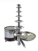 4-tier Industrial Chocolate Fountain China Stand for Party Buffet JFK-COL3
