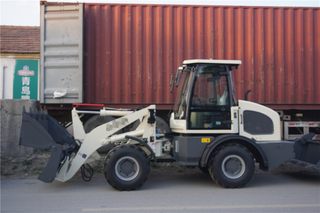 wheel loader zl15,1500kgs small loader for sale