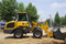 wheel loader zl15
