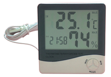WSD-1 Digital Indoor Outdoor Thermometer and Hygrometer
