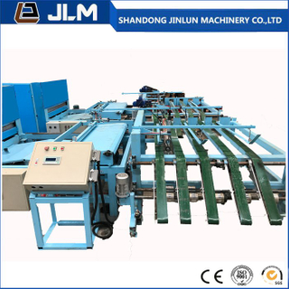 automatic 4 feet veneer scarf jointing machine with grinder