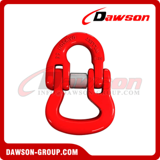 G80 Special Webbing Linking / Grade 80 Web Sling Connector for Webbing