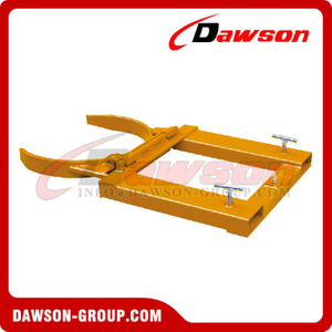 DS-MG Series Forklift Drum Grab Clamp