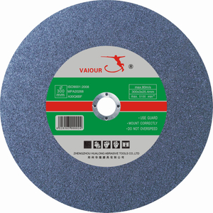 Chop saw blade for stone