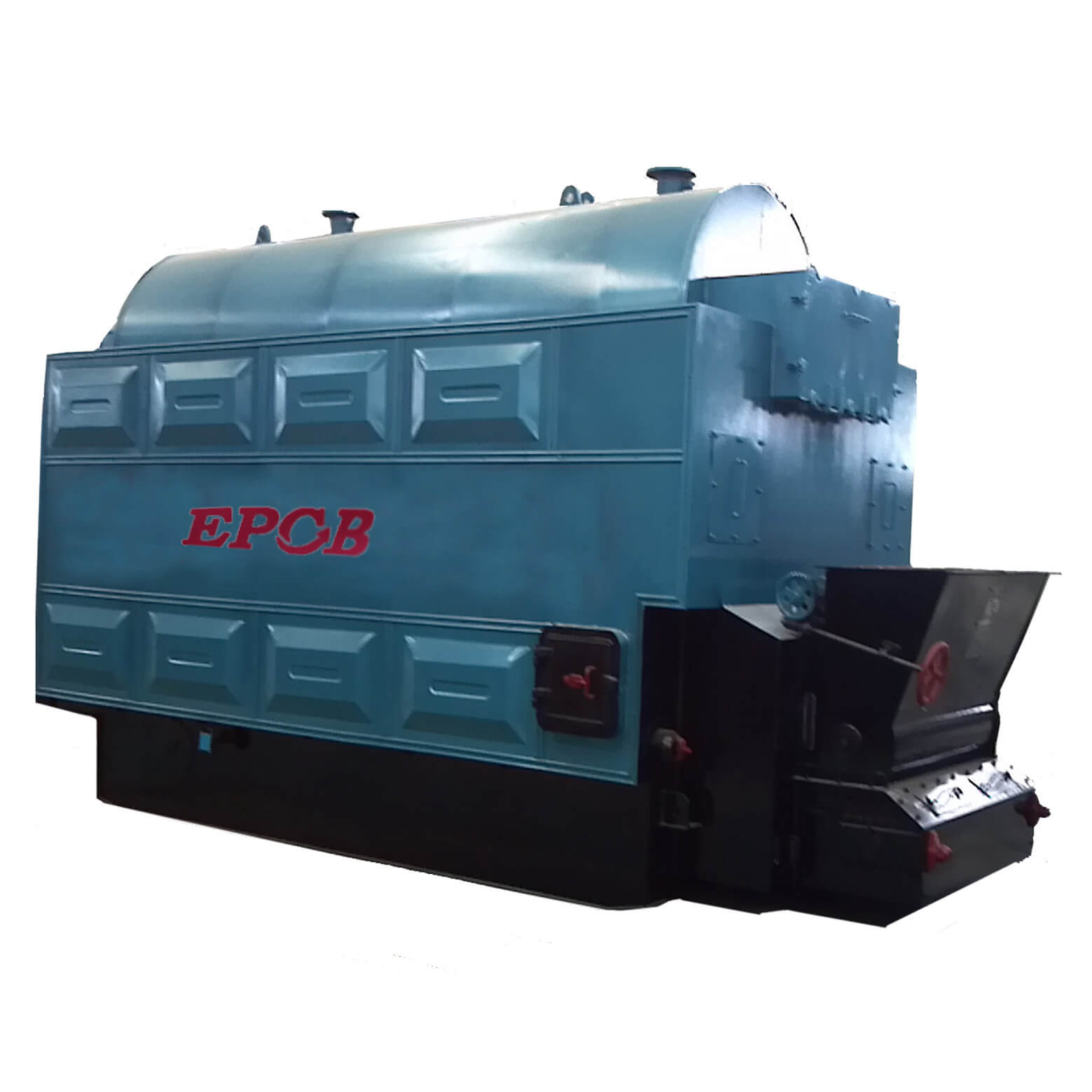 Horizontal Chain Grate Biomass Fired Steam Boiler - Buy Steam Boiler ...