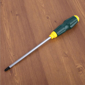 Cheap Cross Recessed CRV Shaft Screwdriver
