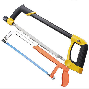 Heavy Duty Strong Square Tubular Lightweight Aluminium Blade Frame Hacksaw