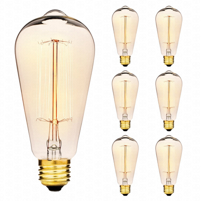 Hot Selling Rh Vintage Wall Light Indoor Wall Light with Edison Bulb for Home Hotel Restaurant Decoration
