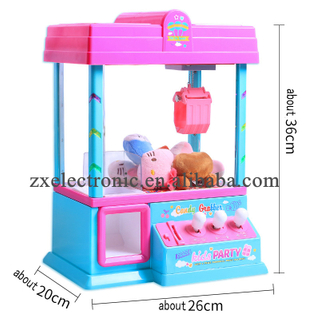 Mini claw machine toy claw machine for Children