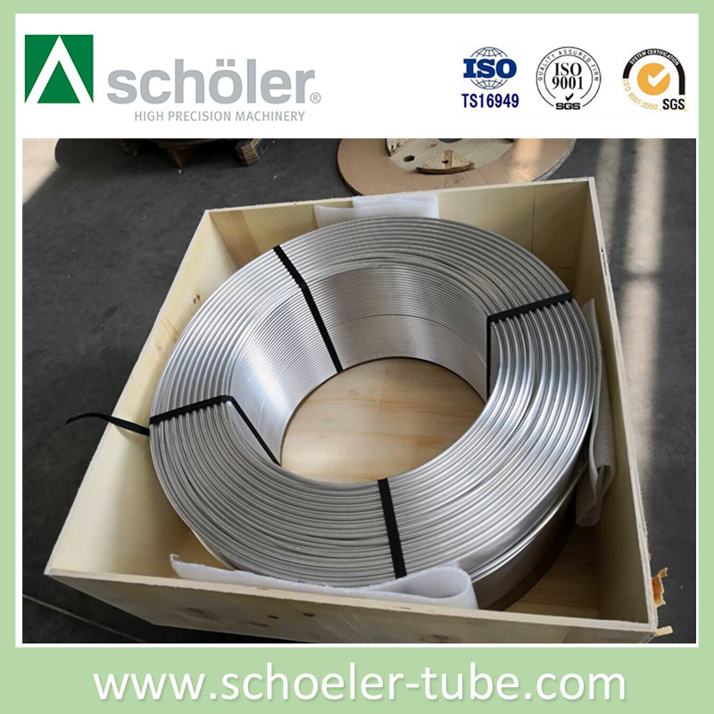 aluminum cold-drawing tube for air-condition