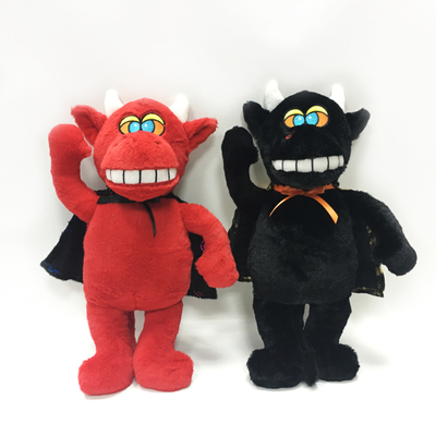 Fancy Salute Monsters Plush Stuffed Toys