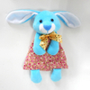 Hot Selling Various Soft Easter Basket Stuffed Plush Easter Bag