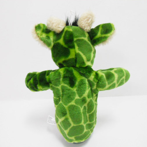 Deer Plush Soft Toy Hand Puppet Doll for Baby Gift