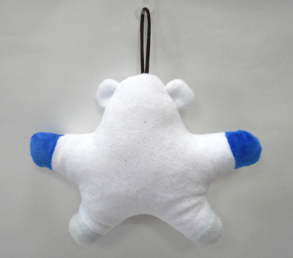 Promotional Stuffed Pendant for Christmas Tree Toys