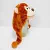 Soft Plush Toy Monkey Winter Hat for Kids