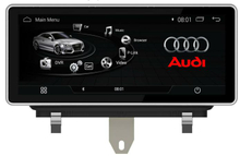 "10.25""car Stereo Android for Audi Q3 Gps Videos Wifi Connection"