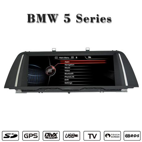 "carplay 10.25""android car videos for bmw 5 F10 car stereo 3G Internet"