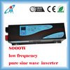 96v to 220v 8000watt pure sine wave ac inverter made in china off grid solar inverter
