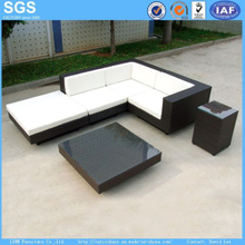 Cheap Outdoor Furniture PE Rattan Sofa