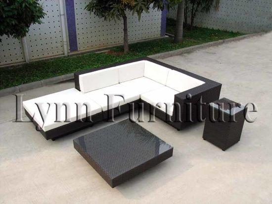 Out Door Lounge Sofa Set (LN-033)