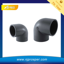Plastic Pipe Fittings 90 Degree Pipe Elbow