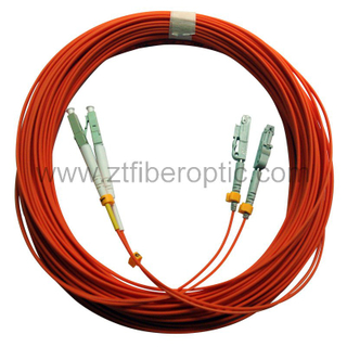 Multimode Lx. 5-LC Optical Fiber Patch Cord