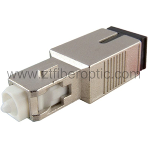 ISO9001 Approved Metal Sc Optical Fiber Attenuator