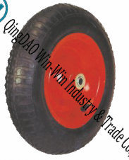 "Pneumatic Rubber Wheel for Air Wheels (14""X3.50-8)"