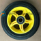 Solid Rubber Wheel for Small Mobiity Equipments (8*2.2)