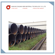ASTM Lasw Welded Steel Tube Big Diameter Steel Pipe